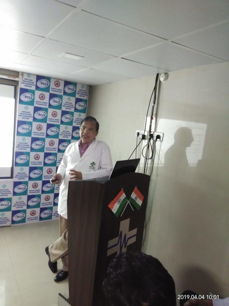 Dr B P Singh
