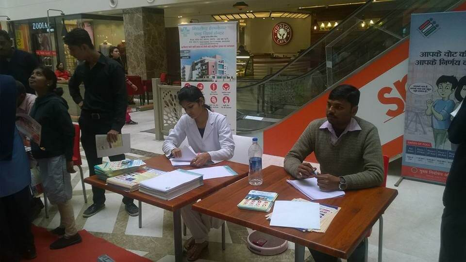 Free Health Checkup Camp (Gomti Nagar)