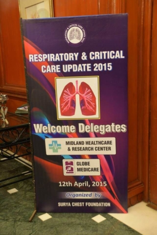 Respiratory and critical care update 2015