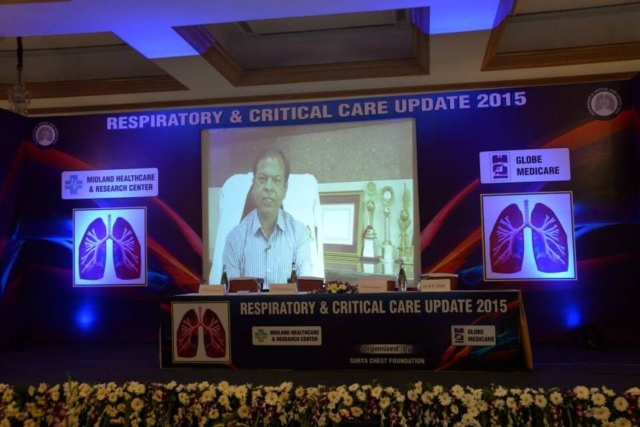 Respiratory and critical care update