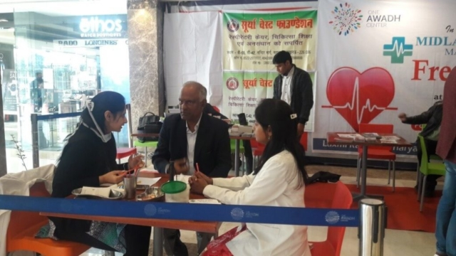 health camp in 2018