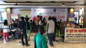 health camp in lucknow india