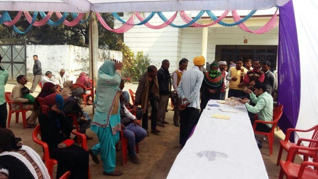 health camp in uttar pradesh