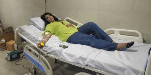 surya foundation blood donation camp